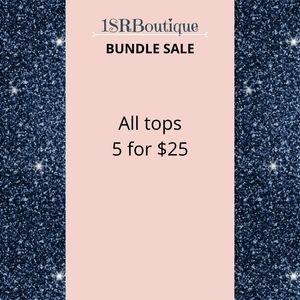 Tops - Bundle Sale